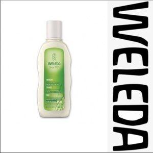NWT WELEDA Wheat Balancing Shampoo